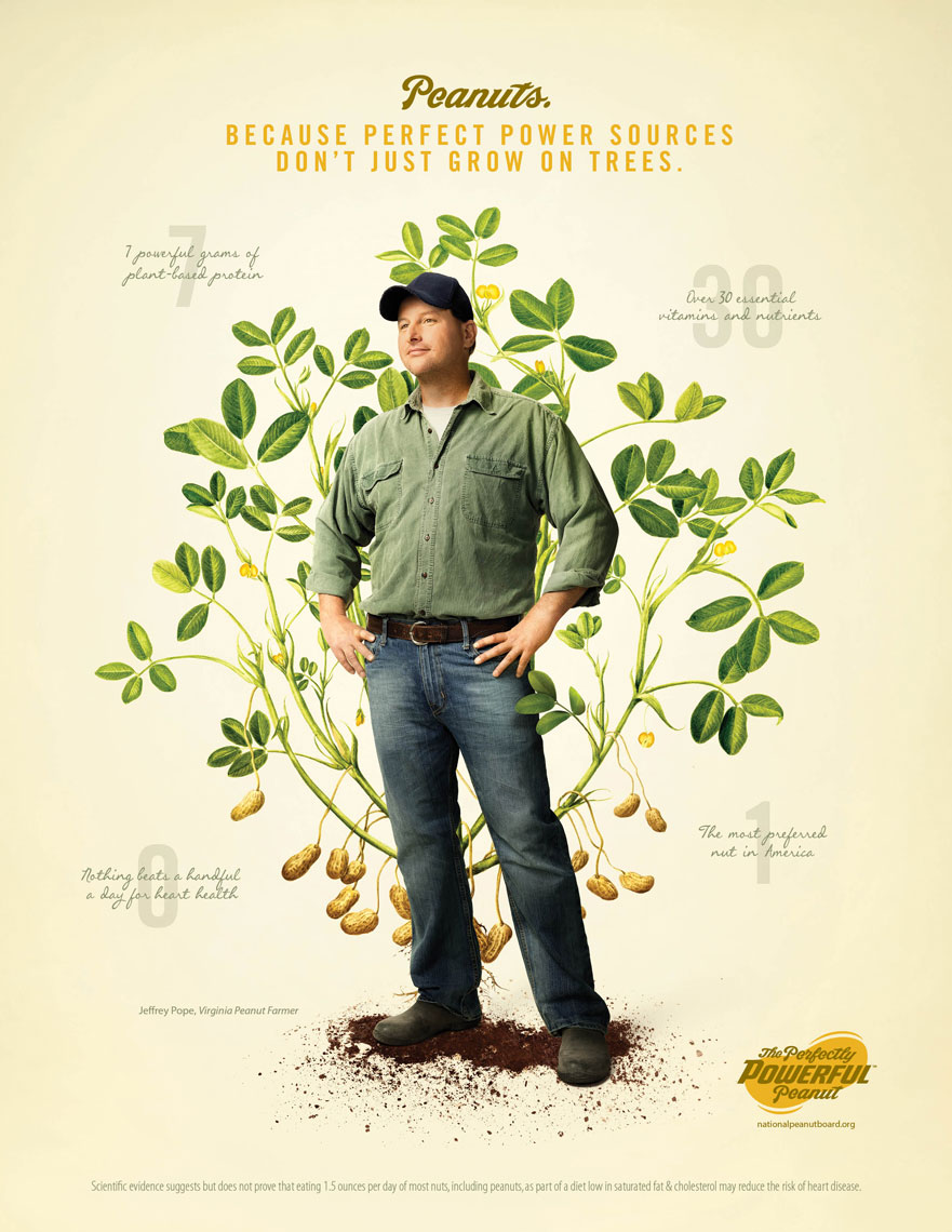 FarmerOne: The Perfectly Powerful Peanut Campaign