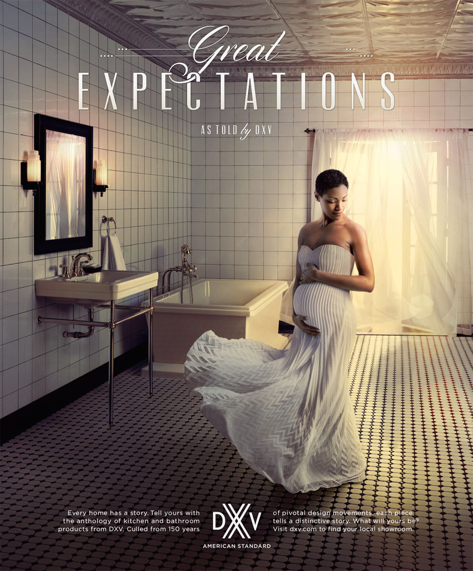 American Standard DXV:Great Expectations