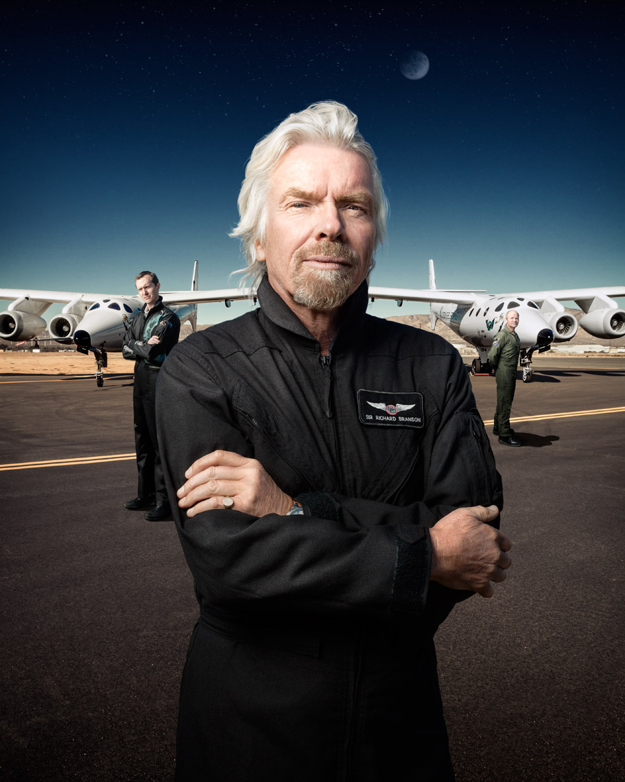 AFTER --- WIRED UK: BRANSON GOES GALACTIC:  March 2013 issue - Cover Elements
