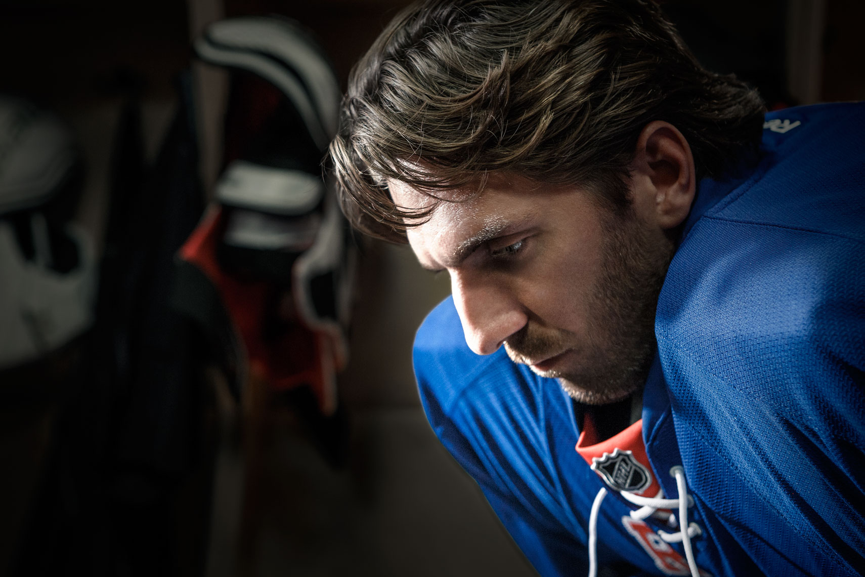 National Hockey League: NY Rangers goalie Henrik Lundqvist