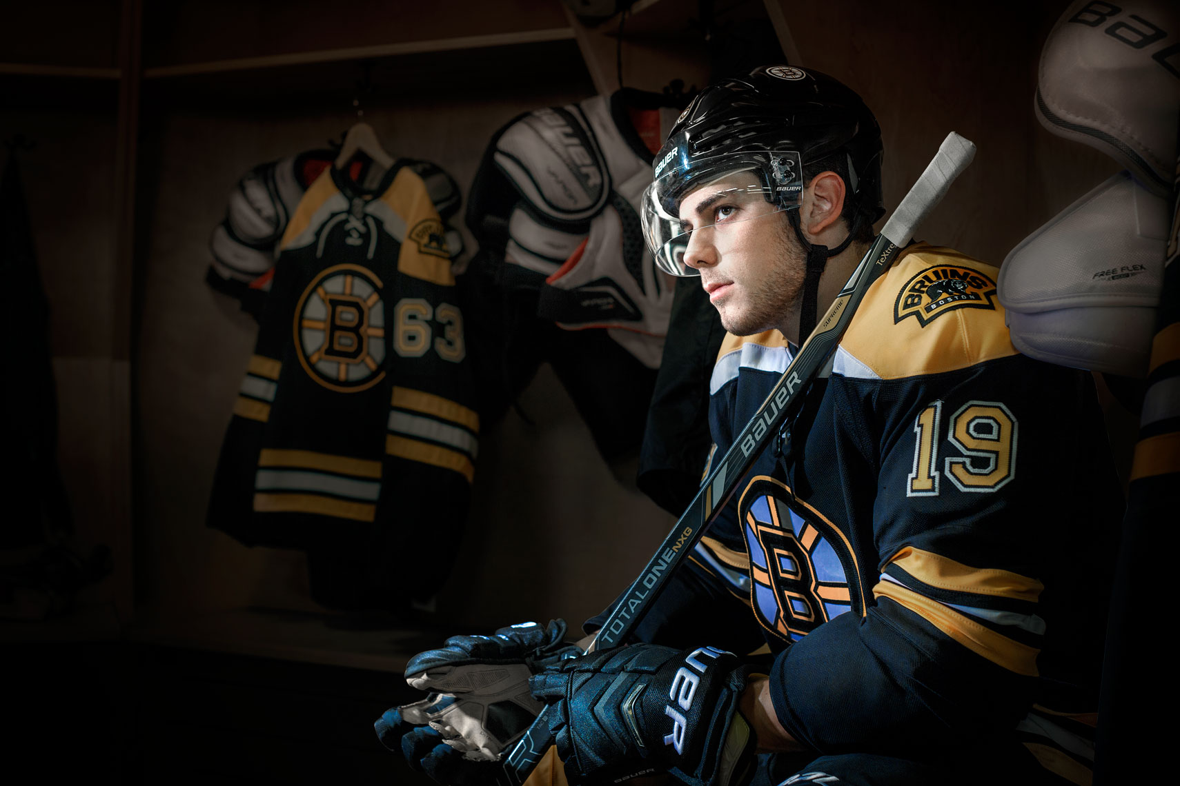 National Hockey League: Boston Bruins center Tyler Seguin