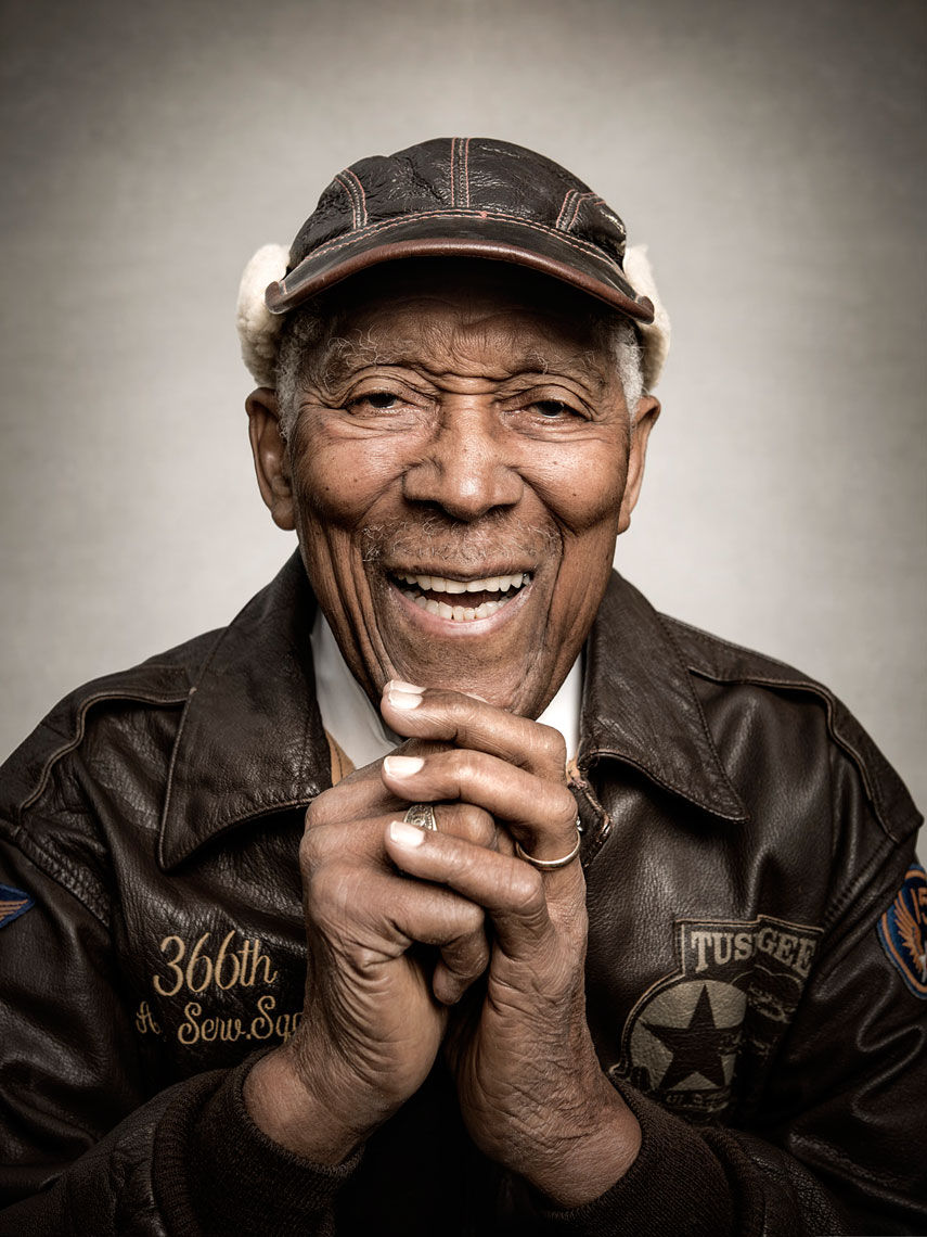 New Jersey Monthly Feature: Tuskegee Airmen: George Watson