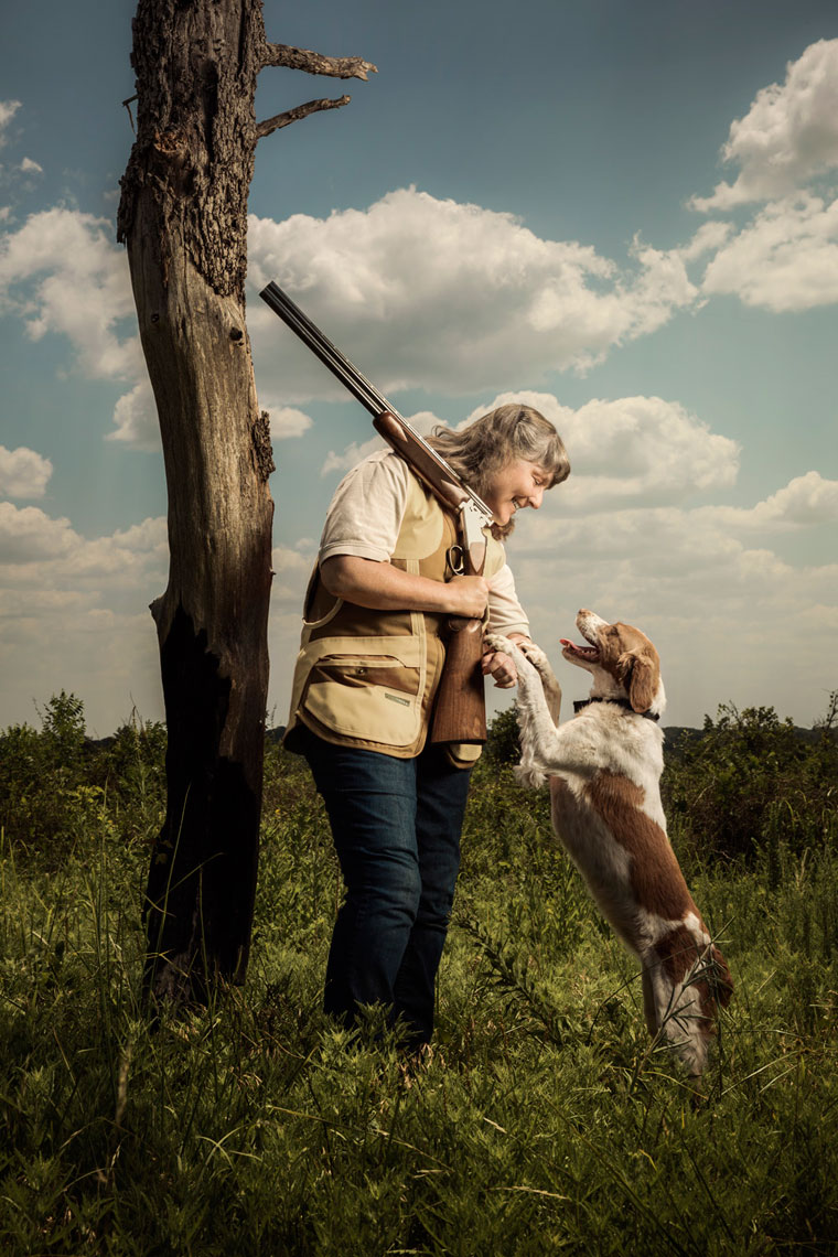 Field and Stream Magazine: HEROES OF CONSERVATION: Cara McIver