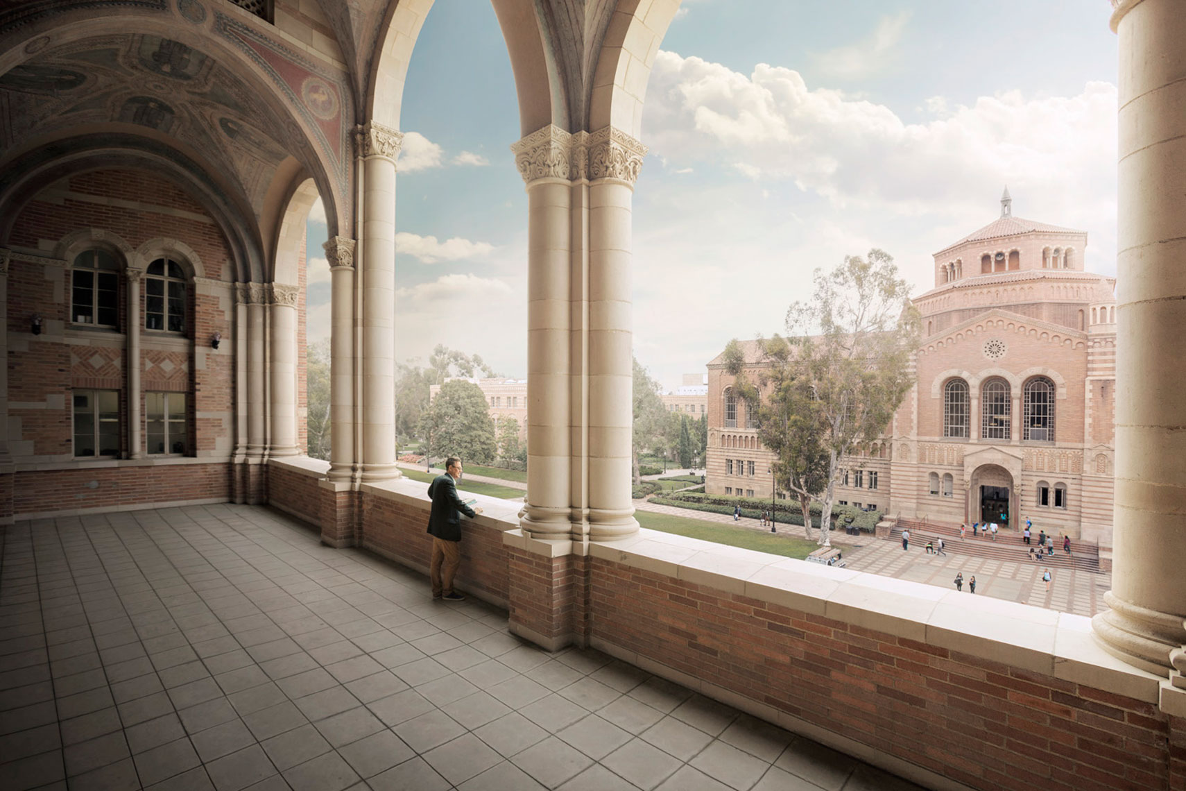 UCLA CENTENNIAL CAMPAIGN: Campus